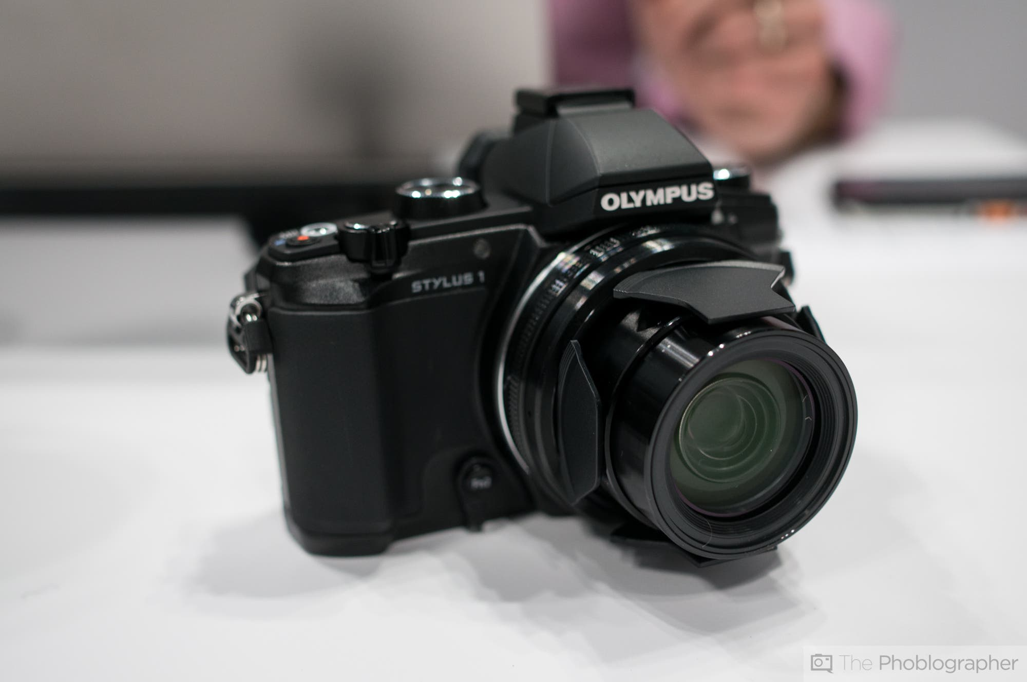 Olympus Stylus 1 - Compact cameras - Photopoint