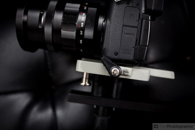 Chris Gampat The Phoblographer Switronix DSLR-PRO-PB Camera Shoulder Support review images (4 of 7)ISO 1001-200 sec at f - 4.5