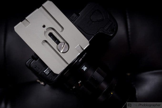Chris Gampat The Phoblographer Switronix DSLR-PRO-PB Camera Shoulder Support review images (6 of 7)ISO 1001-200 sec at f - 4.5