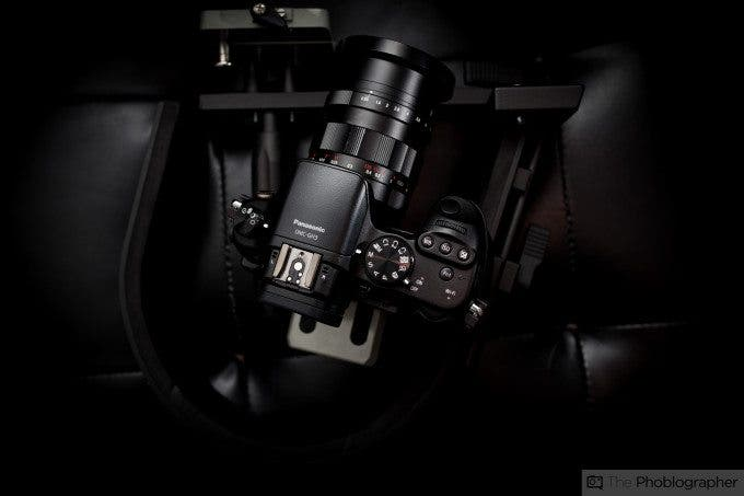 Chris Gampat The Phoblographer Switronix DSLR-PRO-PB Camera Shoulder Support review images (7 of 7)ISO 1001-200 sec at f - 4.5