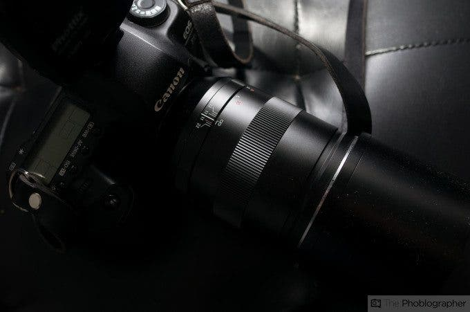 Chris Gampat The Phoblographer Zeiss 135mm f2 review images products (2 of 7)ISO 2001-60 sec at f - 4.0