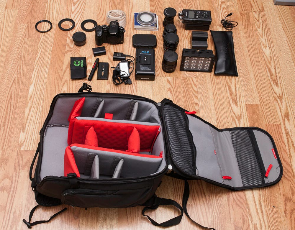 Review Manfrotto Backpack 30 The Phoblographer