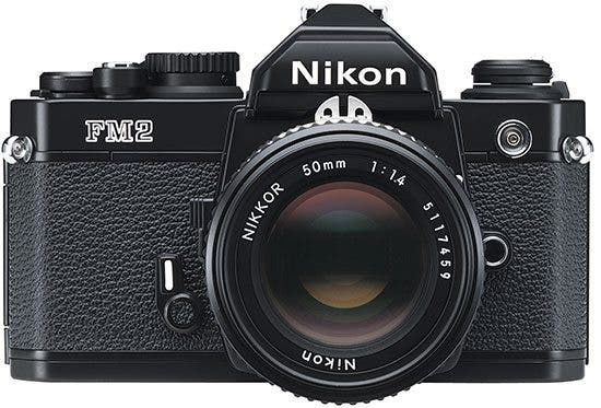 Reports of a Nikon FM2 Styled Camera With the D4's Guts Excite Photographers