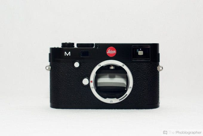 Felix Esser The Phoblographer Leica M Typ 240 Review Front View
