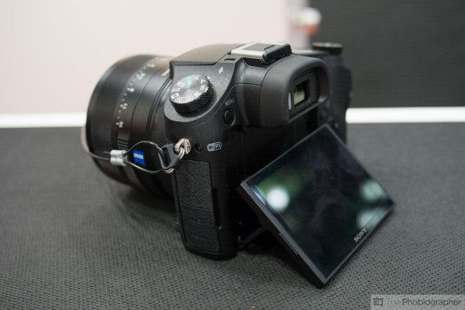 Felix Esser The Phoblographer Sony RX10 First Impressions