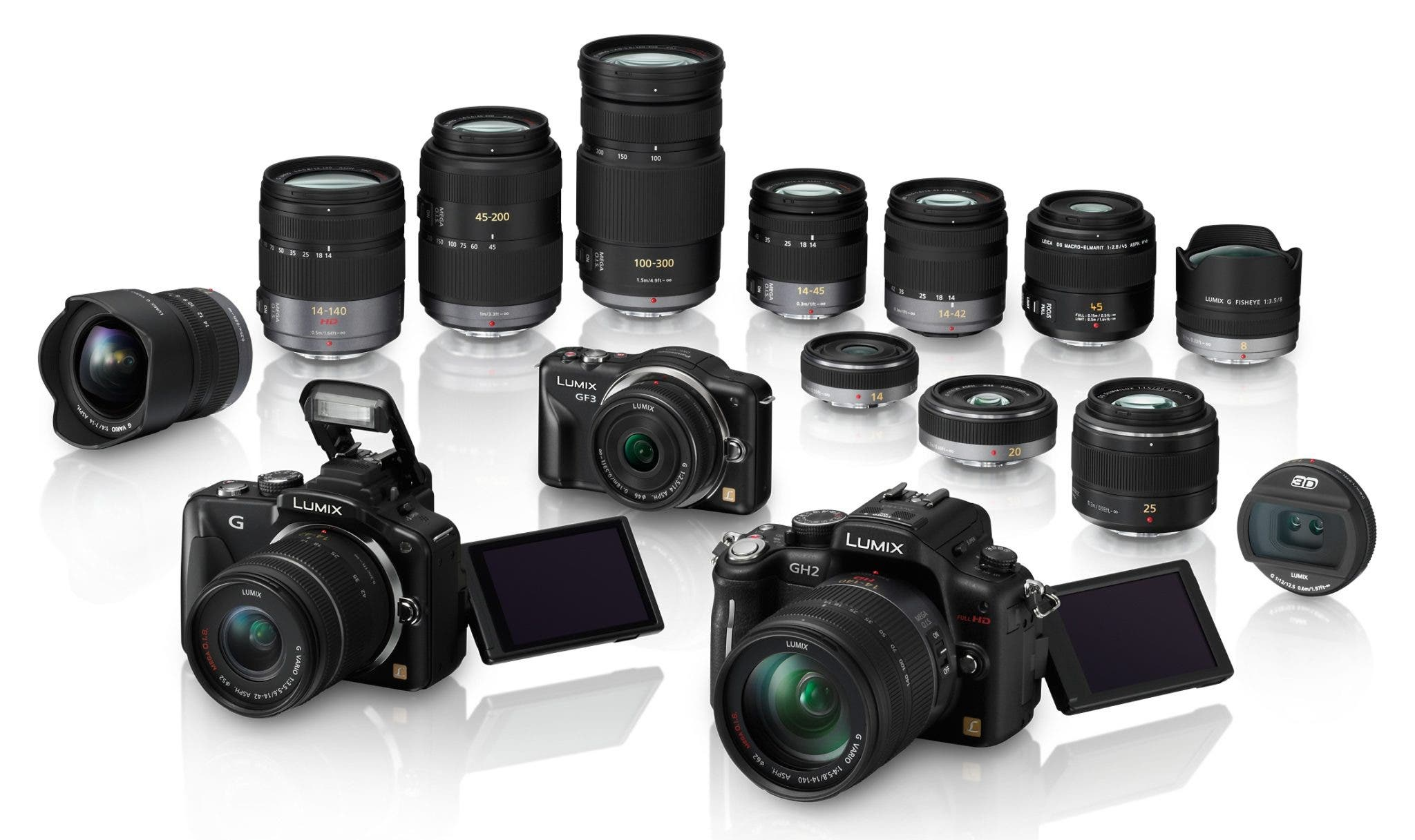 Cameras And Lenses: Panasonic's Rumored GM1 Camera Is Supposed To Be The