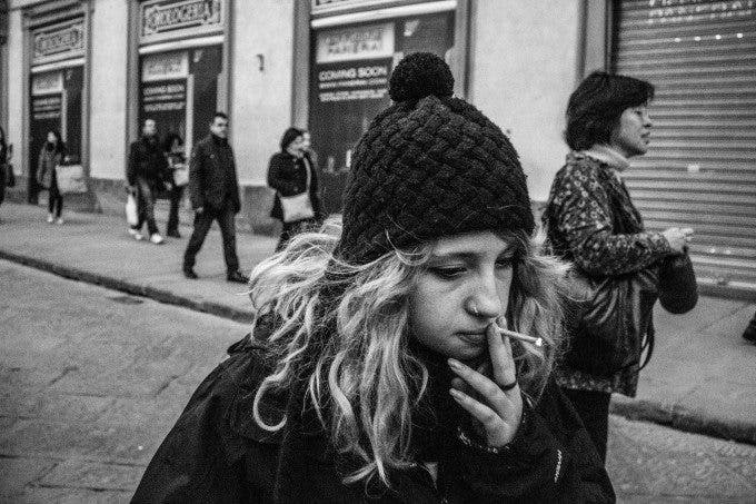 Danny Schaefer on Being a Young Street Photographer