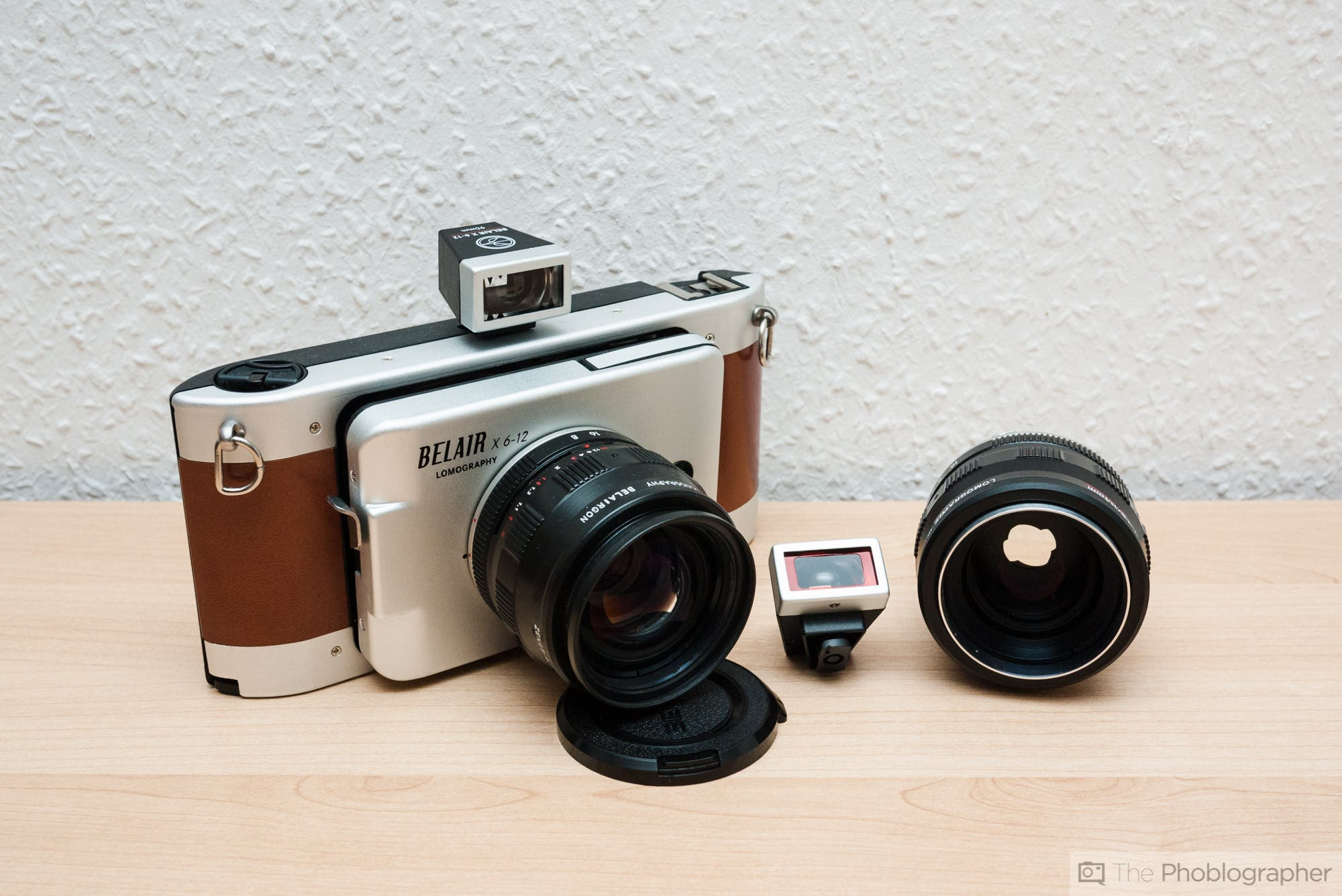 Quick Review: Lomography Belairgon Lenses for the Belair X 6-12 ...