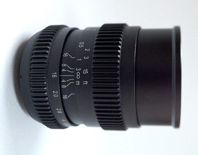 SLR Magic HyperPrime 17mm T1.6