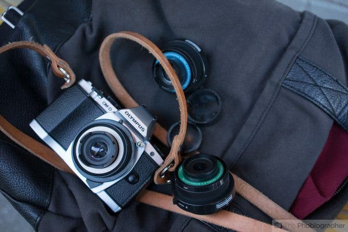 Chris Gampat The Phoblographer Lomography Micro Four Thirds Lens Kit review product photos (4 of 4)ISO 4001-25 sec at f - 4.5