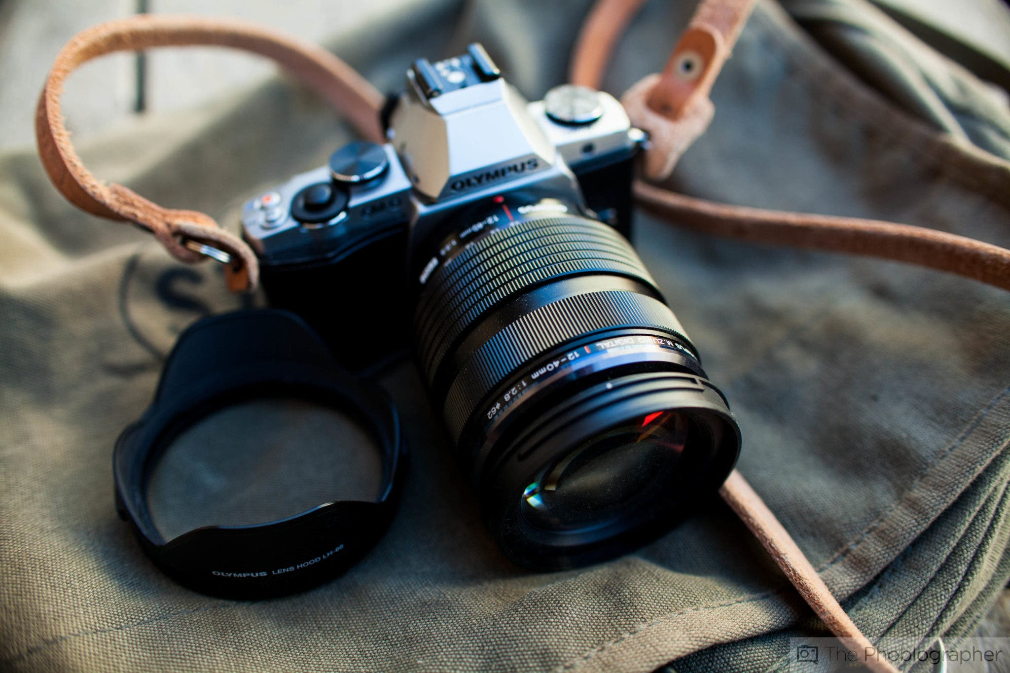 On Sale: Stimulate Your Creativity (and Save) With These Olympus Lenses