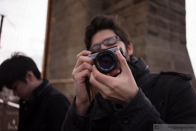 Chris Gampat The Phoblographer Sony A7r review photos brooklyn bridge reddit walk (4 of 14)ISO 1001-800 sec at f - 3.2