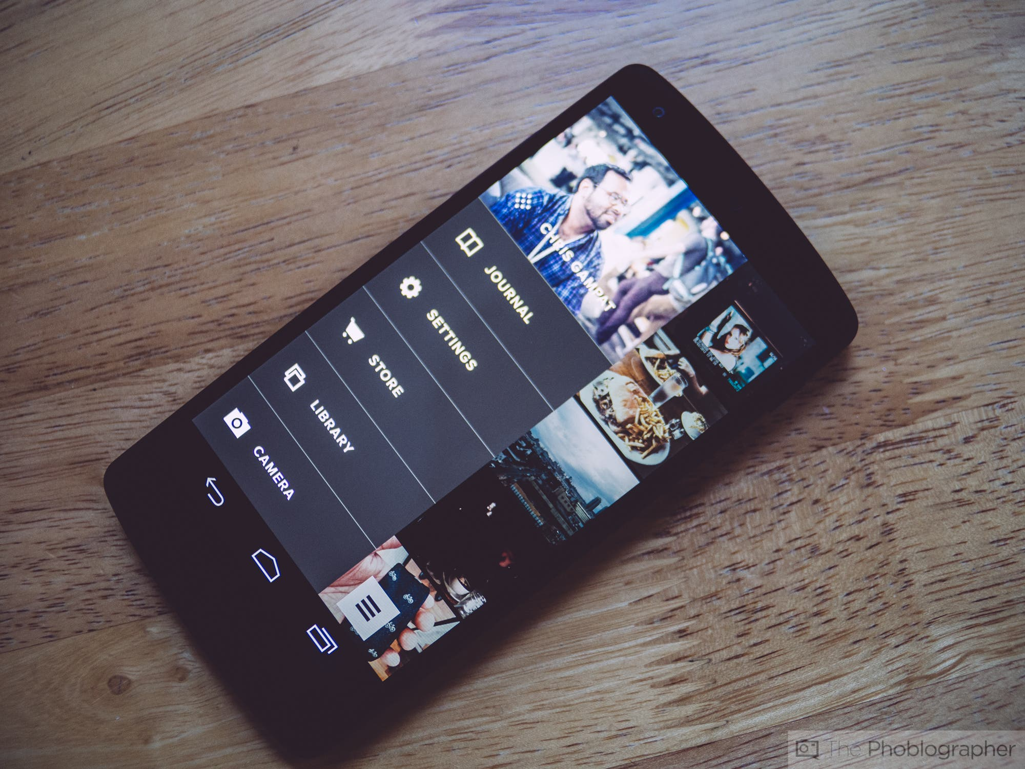 Review: VSCO Cam (Android) - The Phoblographer