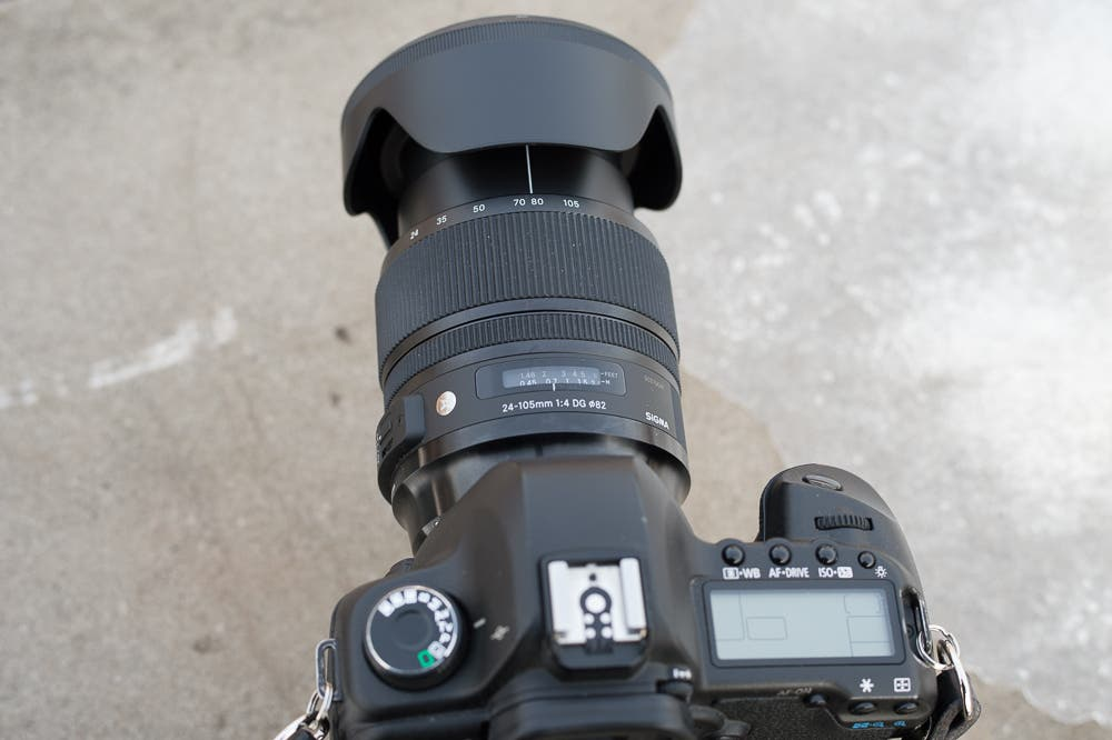 Review: Sigma 24-105mm F4 DG OS HSM Lens (Canon EF)
