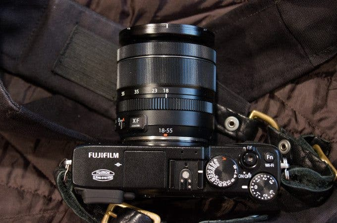Solved: Image Stabilization with the Fujinon 18-55 OIS ...