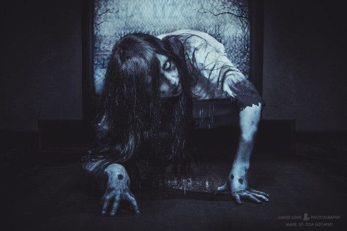 Photographer Recreates Famous Horror Flicks with Impressive Images - The Phoblographer