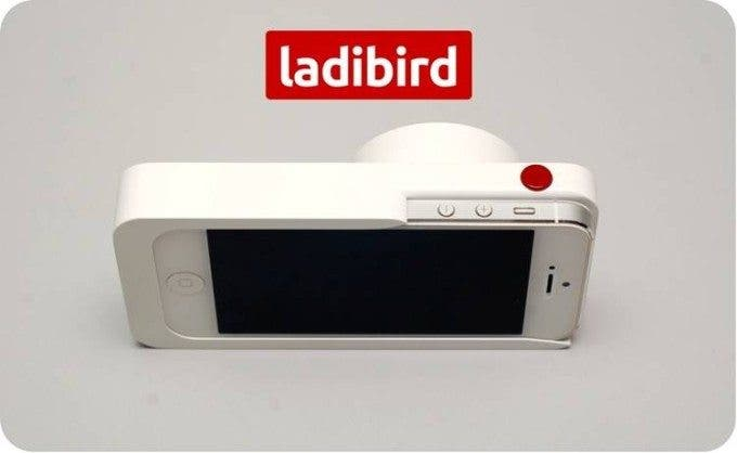 ladibird iphone camera