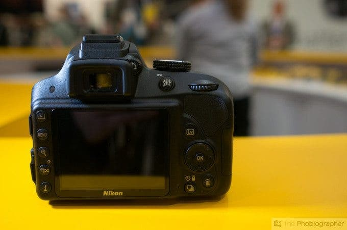 Chris Gampat The Phoblographer CES 2014 Nikon D3300 first impressions (5 of 8)ISO 4001-125 sec at f - 2.8