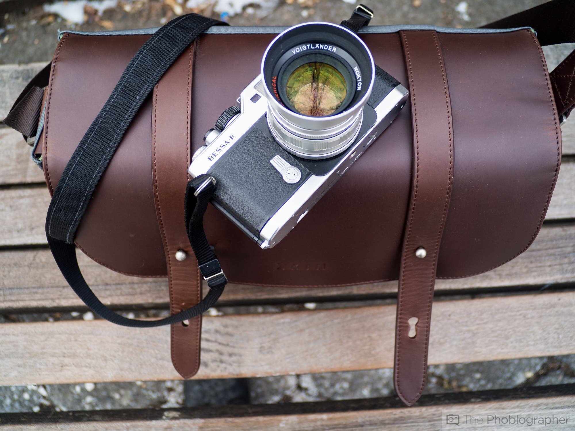 e5594e00c659 Review  Zkin Champ Camera Bag - The Phoblographer