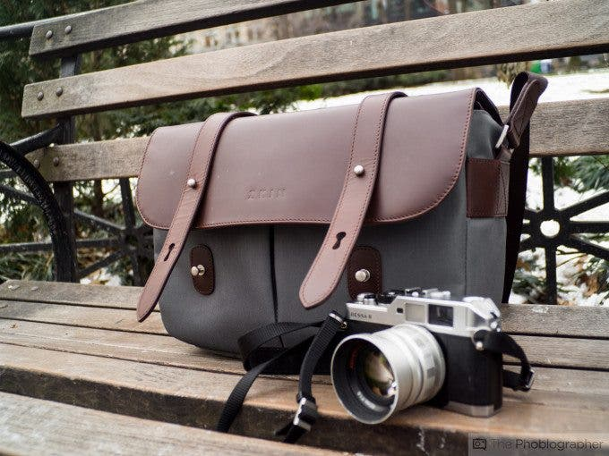 Review: Zkin Champ Camera Bag