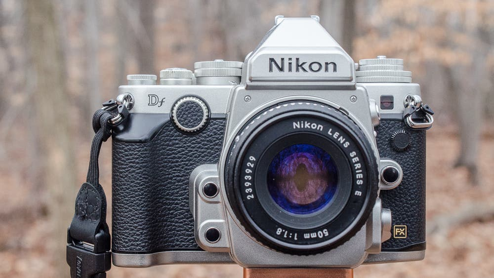 New Vintage: Older Digital Nikon Cameras That Can Still Do a Job Today