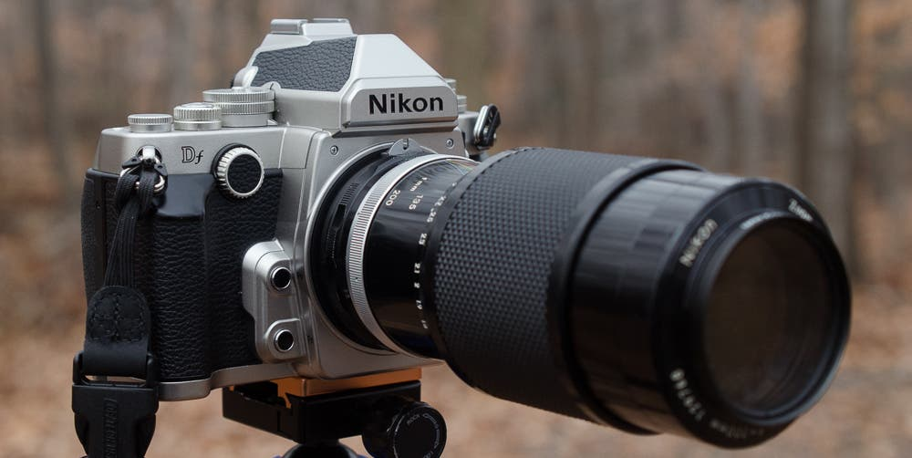 The Nikon Df Was Ahead of Its Time, and Now We Need More Cameras Like it