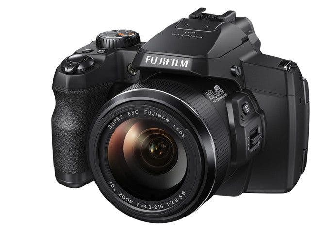 Fujifilm Launches a New Line of FinePix Superzoom Bridge Cameras and