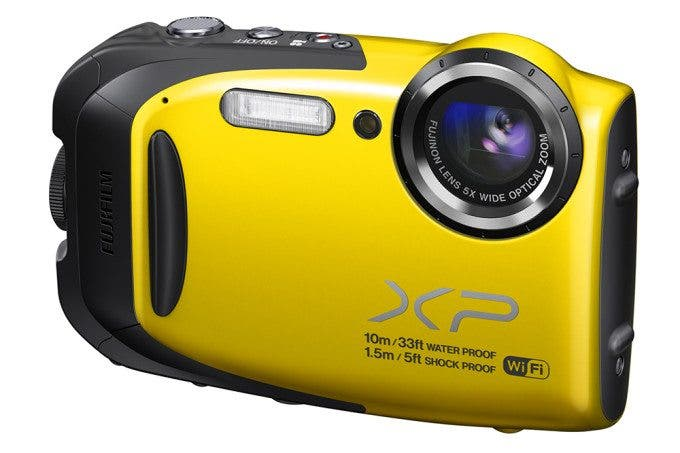 Kevin Lee Fujifilm FinePix XP70 Product Images 1