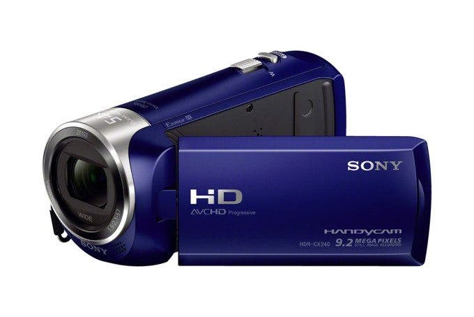Kevin Lee The Phoblographer Sony HDR-CX240 Product Image 1