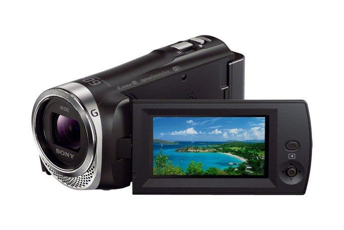 Kevin Lee The Phoblographer Sony HDR-CX330 Product Image 1