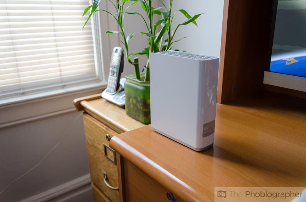 Review: WD My Cloud 2TB Personal Cloud Storage - The Phoblographer