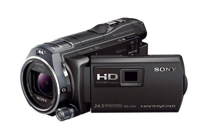 Kevin Lee the Phoblographer Sony HDR-PJ810 Product Image 1