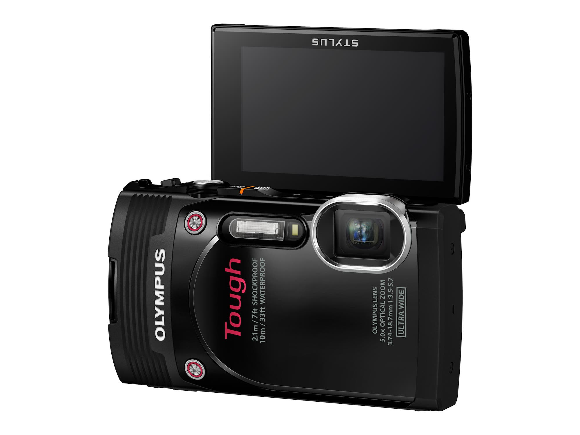 the Compact Camera With the Tough TG-850 and SP-100 Bridge Camera