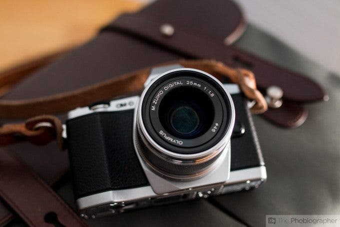 Review: Olympus 25mm f1.8 (Micro Four Thirds)
