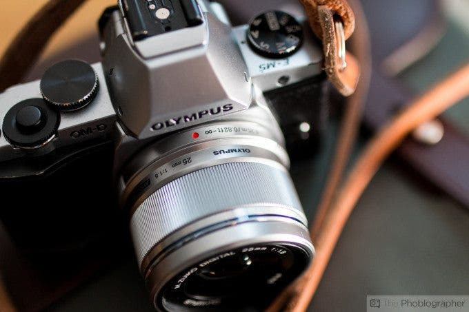 Chris Gampat The Phoblographer Olympus 25mm f1.8 review product images (6 of 6)ISO 4001-60 sec at f - 1.4