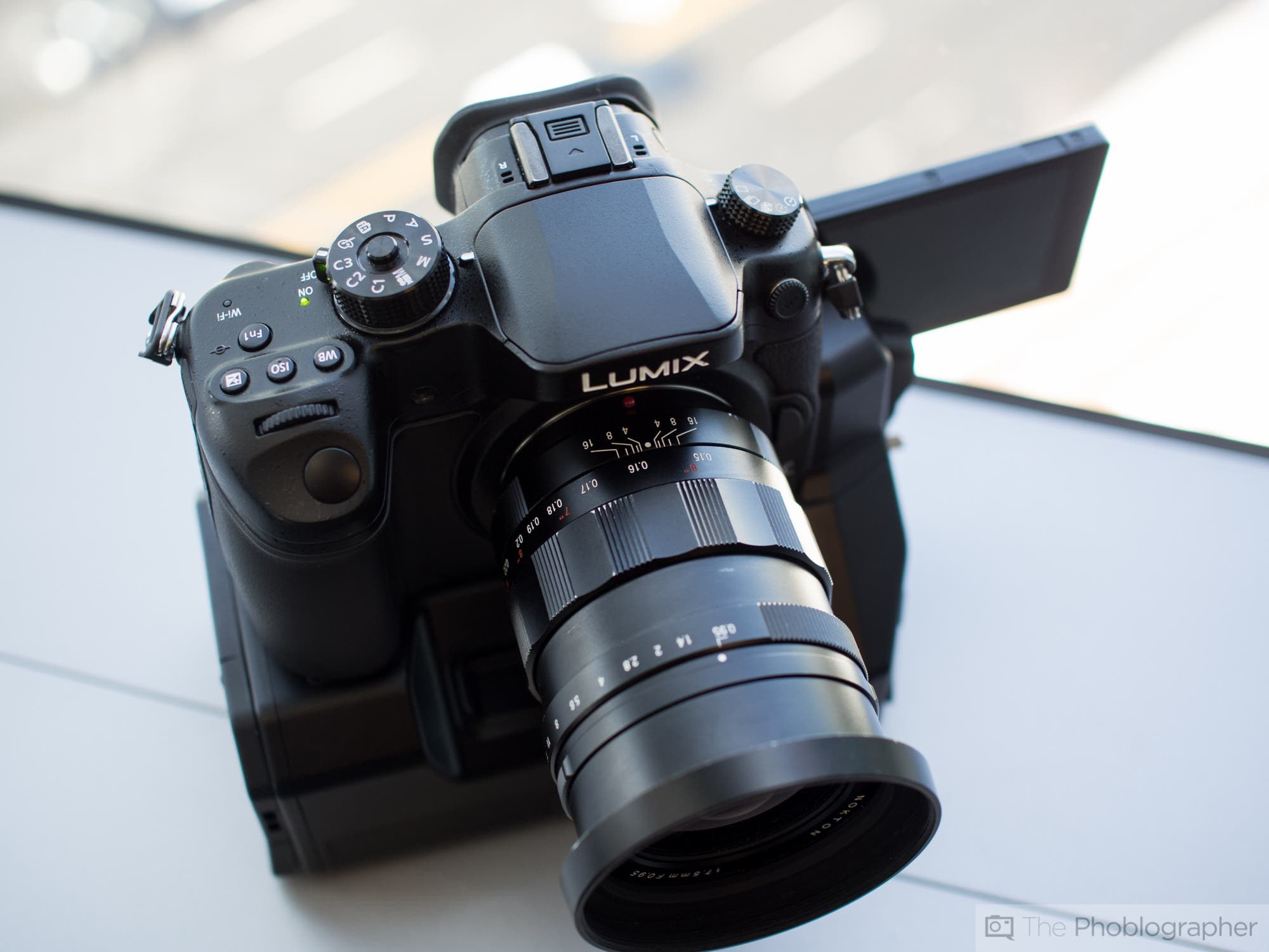 Panasonic Reports Profits Again, But Not From Camera Business