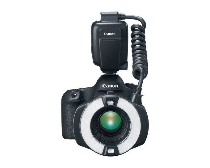 Canon Has a New Ring Flash For Macro Shooters