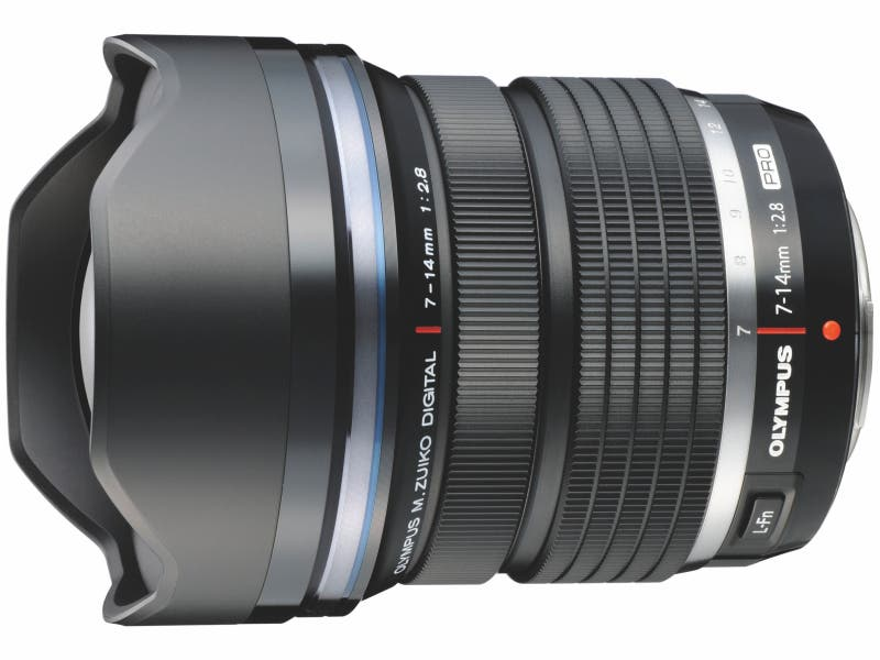 Olympus 7-14mm f2.8 Hinted to Drop Soon for $1,799