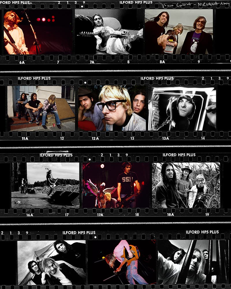 Nirvana diary poster 2AS (3)