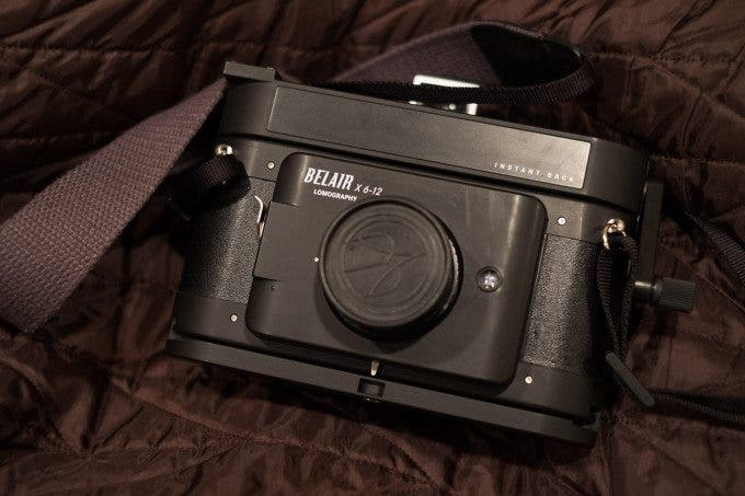 Review: Lomography Belair X 6x12 + Instant Back - The