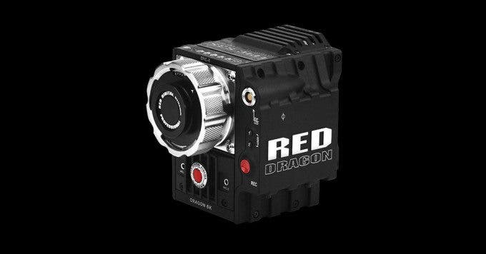 Red Epic Dragon body