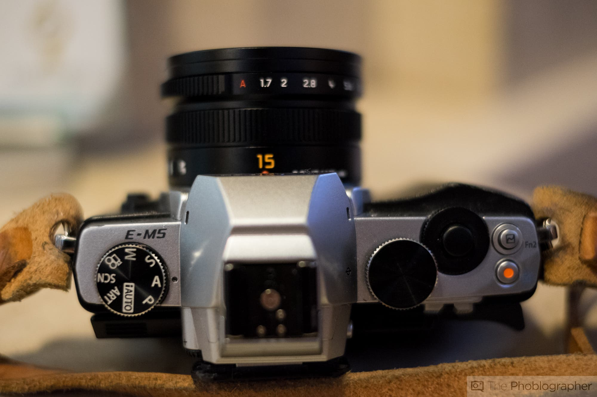 First Impressions: Panasonic 15mm f1.7 (Micro Four Thirds)