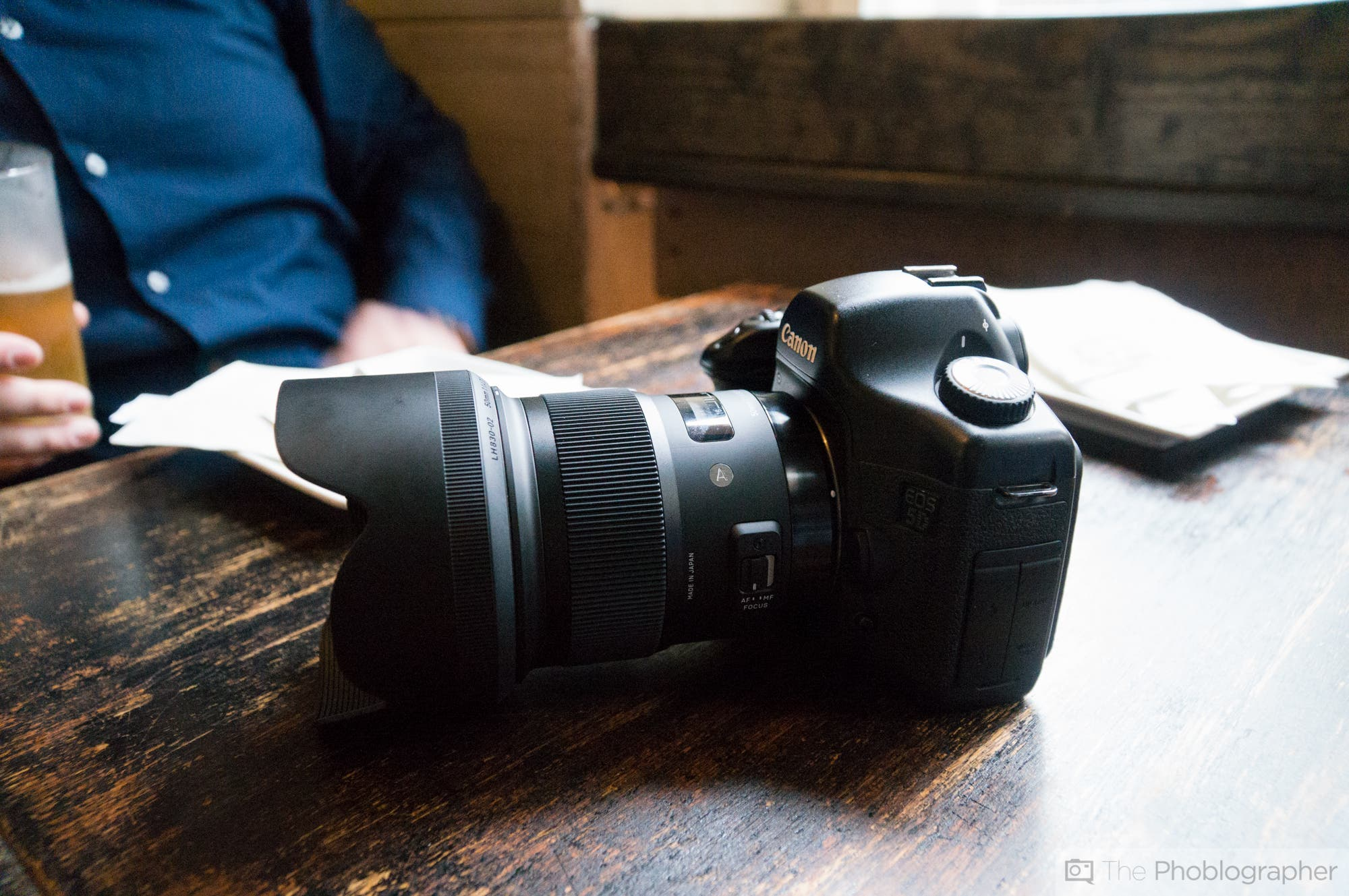Cheap Photo: The Sigma 50mm f1.4 Art Lens is Less than $750 Right Now