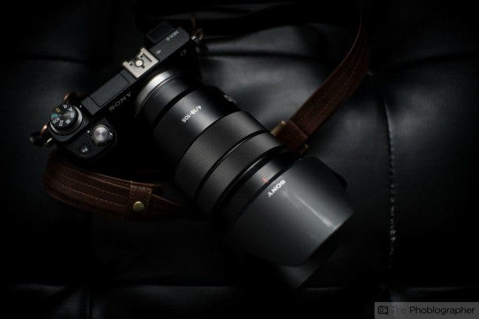 Chris Gampat The Phoblographer Sony 18-105mm f4 lens review product images (1 of 7)ISO 2001-125 sec at f - 1.0