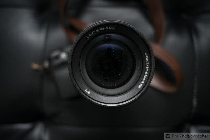 Chris Gampat The Phoblographer Sony 18-105mm f4 lens review product images (3 of 7)ISO 2001-125 sec at f - 1.0