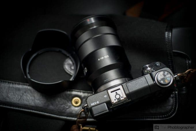 Chris Gampat The Phoblographer Sony 18-105mm f4 lens review product images (6 of 7)ISO 2001-60 sec at f - 1.0