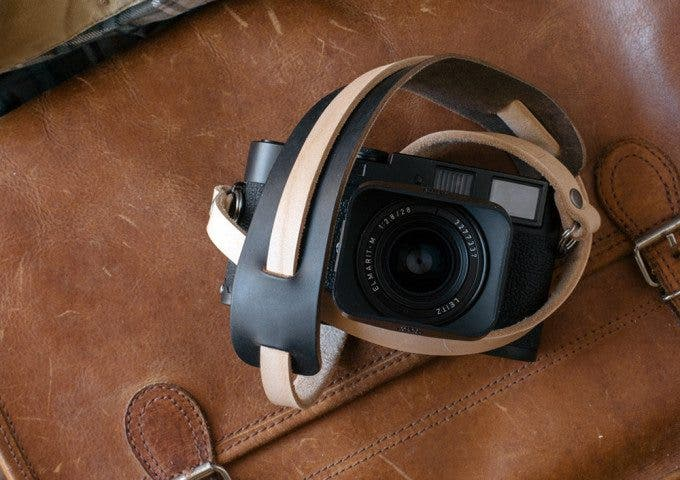 Kevin Lee The Phoblographer Tap and Dye Legacy Porter Shoulder Strap Product Images 1 of 6