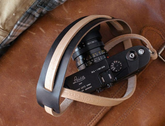 Kevin Lee The Phoblographer Tap and Dye Legacy Porter Shoulder Strap Product Images 2 of 6