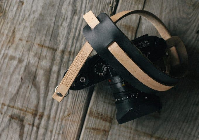 Kevin Lee The Phoblographer Tap and Dye Legacy Porter Shoulder Strap Product Images 4 of 6