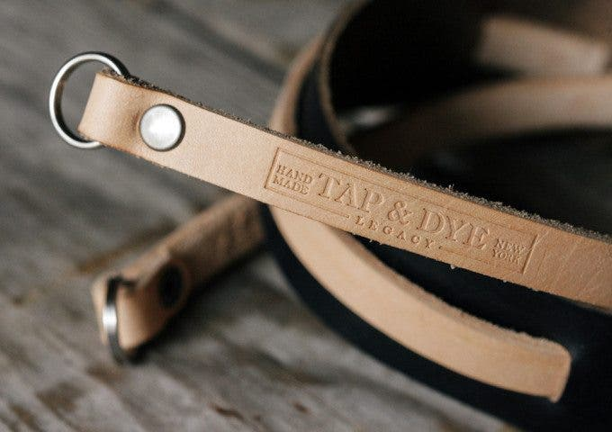 Kevin Lee The Phoblographer Tap and Dye Legacy Porter Shoulder Strap Product Images 5 of 6